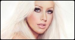 Christina em promoshoot para o álbum Lotus