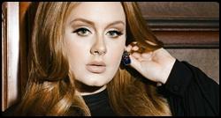 Adele em photoshoot por Lauren Dukoff