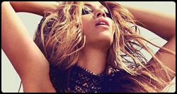 Beyoncé em promoshoot para o álbum 4
