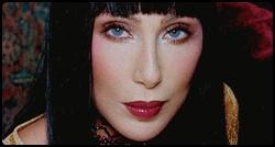 Cher em promoshoot para o álbum Living Proof