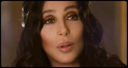 Cher em promoshoot para o filme Burlesque