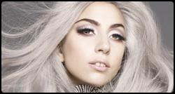 Gaga na Vanity Fair de 2010