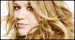 Kelly Clarkson em photoshoot para a revista Blender