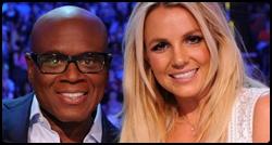 L.A. Reid e Britney Spears