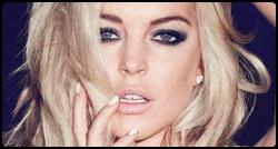 Lindsay em promoshoot para a Jag Jeans