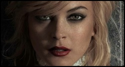 Lindsay em promoshoot para o álbum A Little More Personal