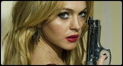 Lindsay Lohan em photoshoot por Jill Greenberg