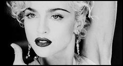 Madonna em cena de Vogue