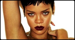 Rihanna em photoshoot para o álbum Unapologetic
