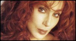 Cher em promoshoot para o álbum Love Hurts