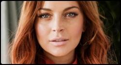 Lindsay em photoshoot para a Us Weekly