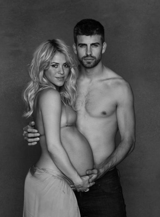 Shakira grávida